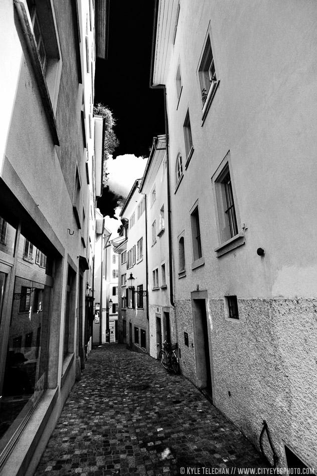 Zurich Alley