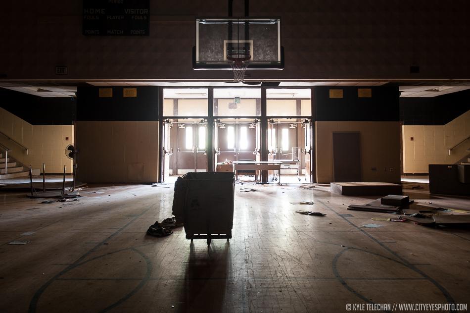 Dark Gym